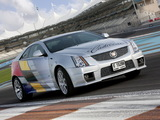 Photos of Cadillac CTS-V Coupe Challenge 2011