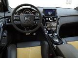 Photos of Cadillac CTS-V Coupe Black Diamond EU-spec 2011