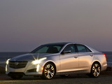 Photos of Cadillac CTS Vsport 2013