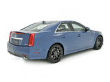 Photos of Cadillac CTS-V Stealth Blue Edition 2013