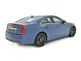 Photos of Cadillac CTS-V Stealth Blue Edition 2013