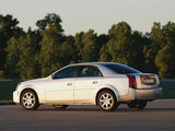Pictures of Cadillac CTS 2002–07