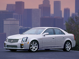 Pictures of Cadillac CTS-V 2004–07
