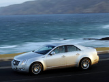 Pictures of Cadillac CTS EU-spec 2007