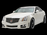 Pictures of Cadillac CTS by D3 2007