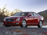 Pictures of Cadillac CTS 2007–13