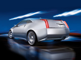 Pictures of Cadillac CTS Coupe Concept 2008