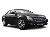 Pictures of Cadillac CTS AU-spec 2008