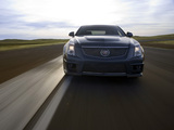 Pictures of Cadillac CTS-V 2009