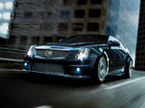 Pictures of Cadillac CTS-V Coupe 2010