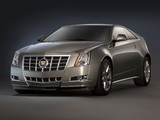 Pictures of Cadillac CTS Coupe 2010