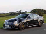 Pictures of Cadillac CTS-V EU-spec 2010