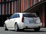 Pictures of Cadillac CTS-V Sport Wagon EU-spec 2010