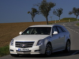 Pictures of Cadillac CTS Sport Wagon EU-spec 2010