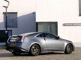 Pictures of Cadillac CTS-V Coupe Black Diamond EU-spec 2011