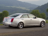 Pictures of Cadillac CTS 2013