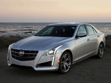 Pictures of Cadillac CTS Vsport 2013
