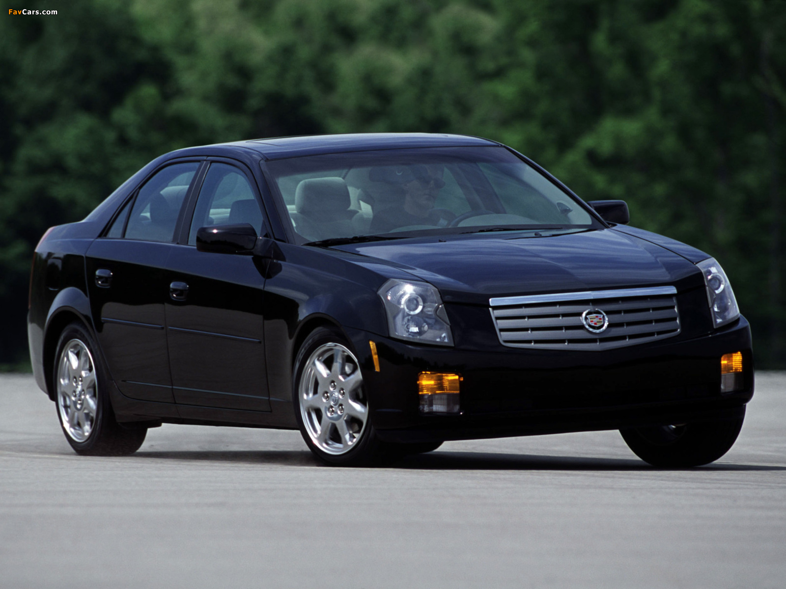 Cadillac Cts 2002 07 Wallpapers 1600x1200