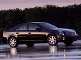 Cadillac CTS 2002–07 wallpapers