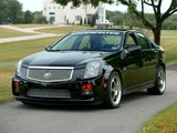 Lingenfelter Cadillac CTS-V 2004–07 wallpapers