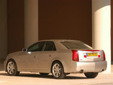 Cadillac CTS-V 2004–07 wallpapers