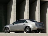Cadillac CTS EU-spec 2007 wallpapers
