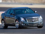 Cadillac CTS 2007–13 wallpapers