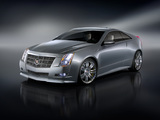 Cadillac CTS Coupe Concept 2008 wallpapers