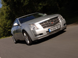 Cadillac CTS UK-spec 2008 wallpapers