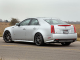 Hennessey Cadillac CTS-V 2009 wallpapers