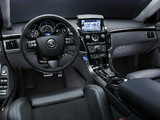 Cadillac CTS-V Coupe 2010 wallpapers