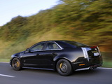 Cadillac CTS-V EU-spec 2010 wallpapers