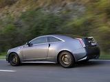 Cadillac CTS-V Coupe Black Diamond EU-spec 2011 wallpapers