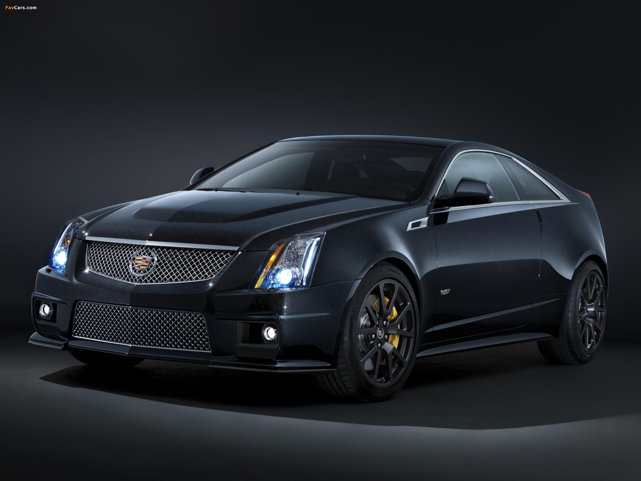 cadillac coupe автомобиль черный скачать