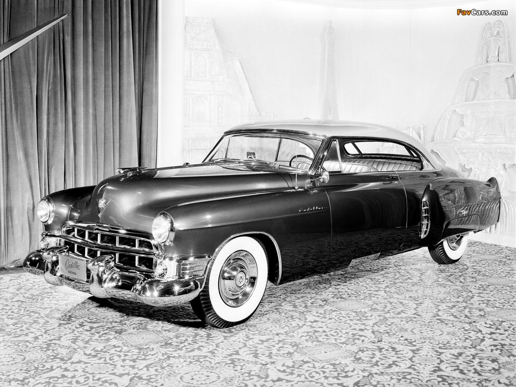 Cadillac Coupe de Ville Prototype by Fleetwood 1949 photos (1024 x 768)