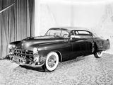 Cadillac Coupe de Ville Prototype by Fleetwood 1949 photos