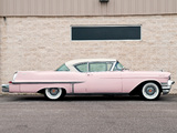 Cadillac Sixty-Two Coupe de Ville (6237DX) 1957 images