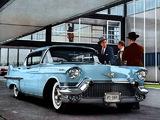 Cadillac Sedan de Ville 1957 photos