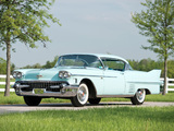 Cadillac Sixty-Two Coupe de Ville 1958 wallpapers