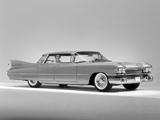 Cadillac DeVille 4-window Sedan (6339B) 1959 pictures