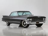Cadillac Coupe de Ville (6337J) 1961 images