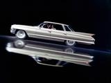 Cadillac Sedan de Ville 1961 photos