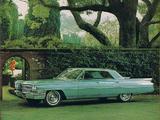 Cadillac Sedan de Ville 1963 photos
