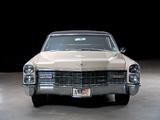 Cadillac Sedan de Ville 1966 pictures