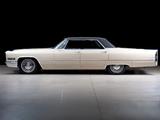 Cadillac Sedan de Ville 1966 wallpapers