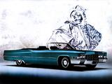 Cadillac de Ville Convertible 1969 images