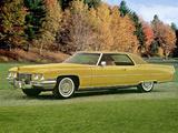 Cadillac Coupe de Ville (68347J) 1971 photos