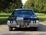Cadillac Sedan de Ville (D49-B) 1972 wallpapers
