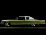Cadillac Coupe de Ville 1974 photos