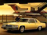 Cadillac Coupe de Ville 1977 pictures